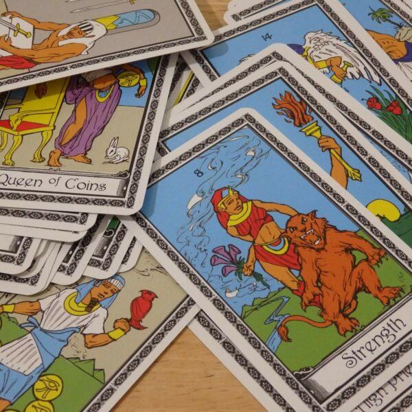 Tarot Karten legen - Die große Arkana Teil 2